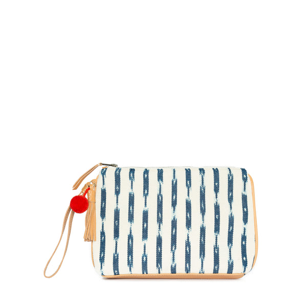 Hand woven Carolina Clutch - Ethical Shopping at Mercado Global