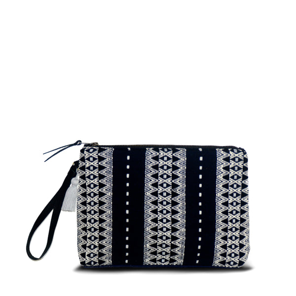 Hand woven Silvia Clutch - Ethical Shopping at Mercado Global