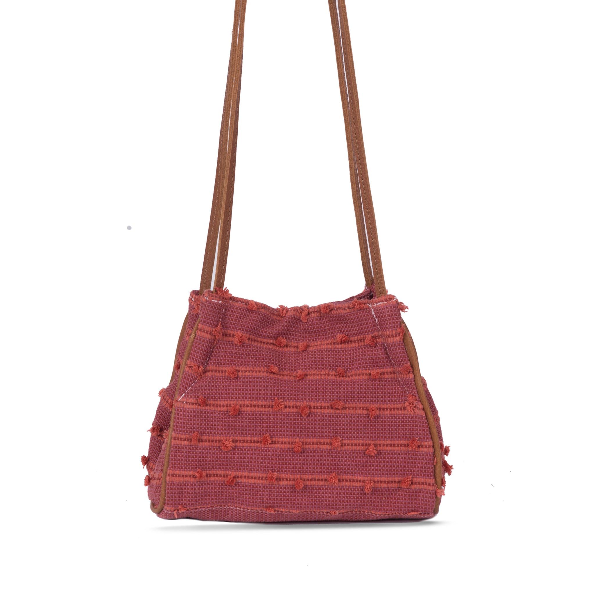 Hand woven Julietta Petite Bucket - Ethical Shopping at Mercado Global