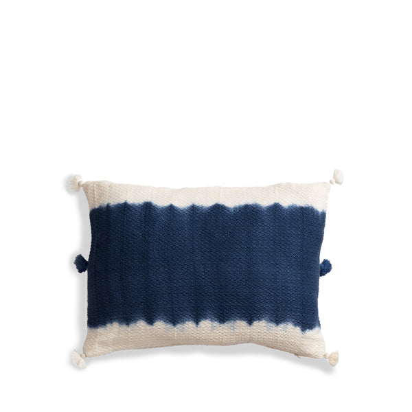 Hand woven Small Lumbar Accent - Ethical Shopping at Mercado Global