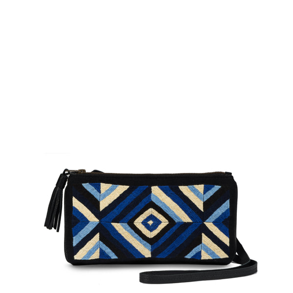 Hand woven Isa Crossbody - Ethical Shopping at Mercado Global