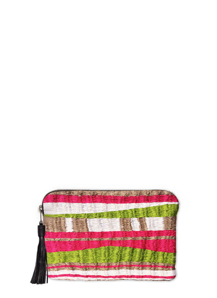 Hand woven Josefina Pouch - Ethical Shopping at Mercado Global
