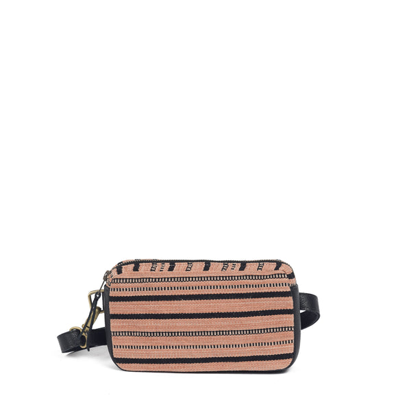 Hand woven Felipa Belt Bag - Ethical Shopping at Mercado Global