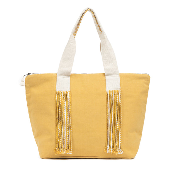 Hand woven Thelma Duffel - Ethical Shopping at Mercado Global
