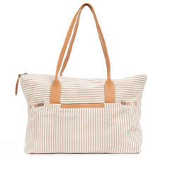 Hand woven Soledad Weekender - Ethical Shopping at Mercado Global