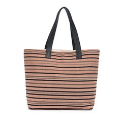 Hand woven Estella Tote - Ethical Shopping at Mercado Global