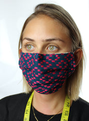 Protective Face Mask for Migrants