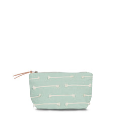 Hand woven Mini Cristina Cosmetic Pouch - Ethical Shopping at Mercado Global