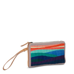Hand woven Ines Wristlet Clutch - Ethical Shopping at Mercado Global