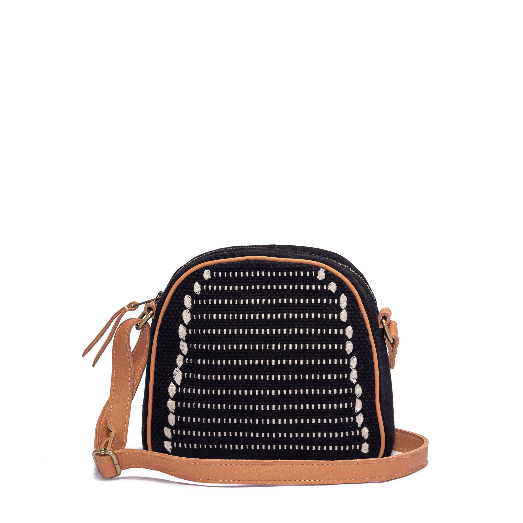 Hand woven Simona Crossbody - Ethical Shopping at Mercado Global
