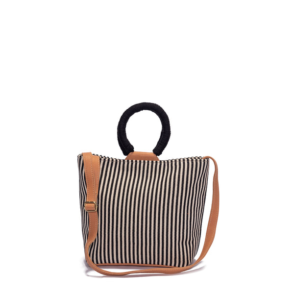 Hand woven Dalila Midi Tote - Ethical Shopping at Mercado Global