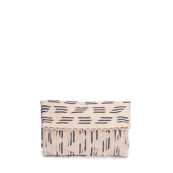Hand woven Margarita Clutch - Ethical Shopping at Mercado Global