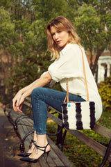 Hand woven Rosenda Crossbody - Ethical Shopping at Mercado Global