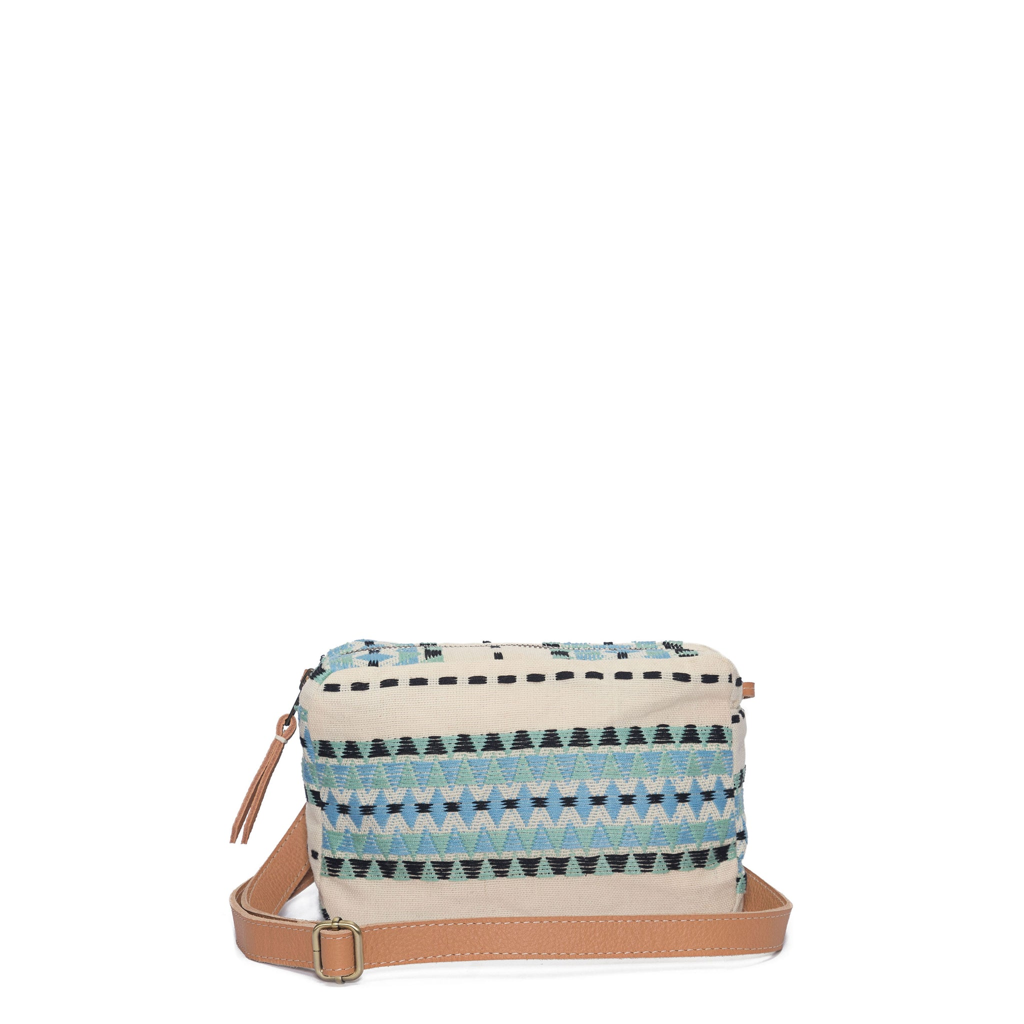 Hand woven Sandra Convertible Belt Bag - Ethical Shopping at Mercado Global