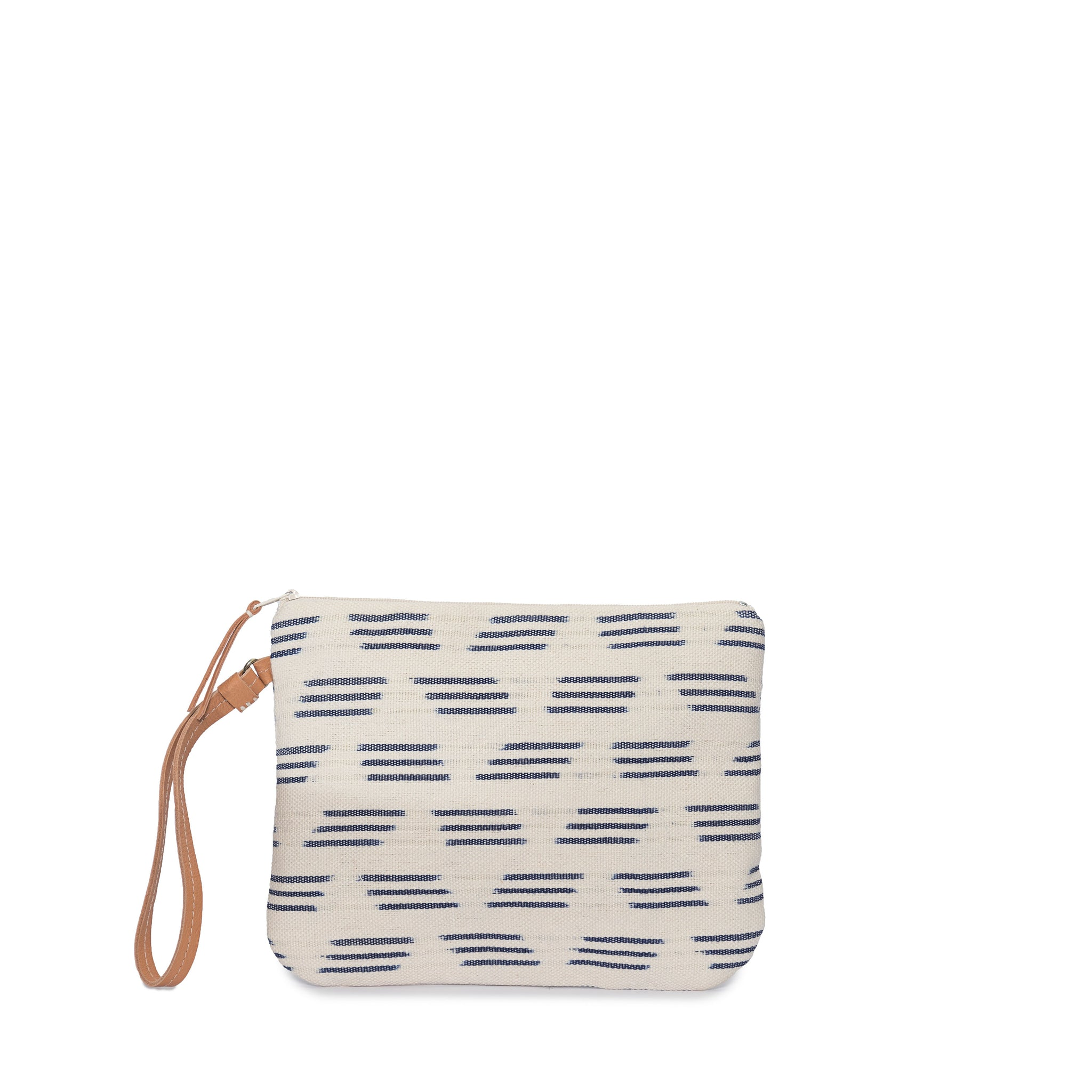 Hand woven Mini Lily Wristlet - Ethical Shopping at Mercado Global
