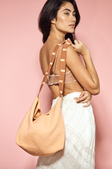 Hand woven Agustina Hobo - Ethical Shopping at Mercado Global
