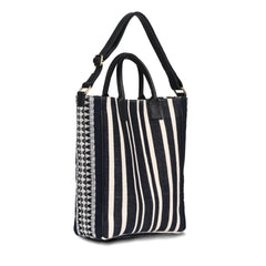 Hand woven Maria Book Tote - Ethical Shopping at Mercado Global