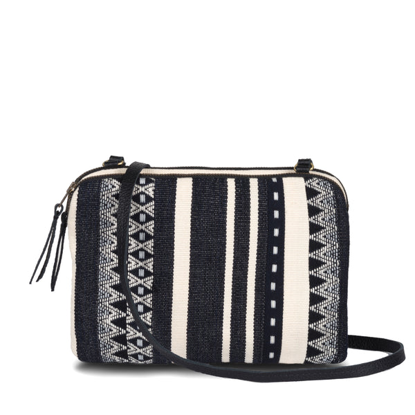Hand woven Andrea Crossbody - Ethical Shopping at Mercado Global
