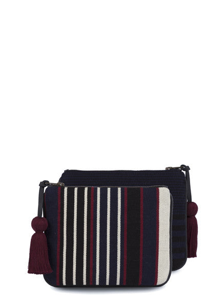Hand woven Adela Pouch - Ethical Shopping at Mercado Global