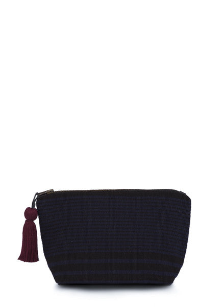 Hand woven Cristina Cosmetic Pouch Small - Ethical Shopping at Mercado Global