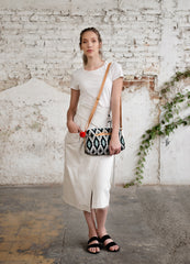 Hand woven Maribel Crossbody - Ethical Shopping at Mercado Global