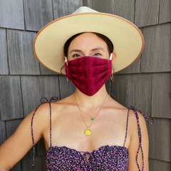 Simple Mask for Migrant Communities in Mulberry