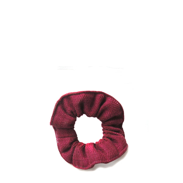 Carmen Scrunchie<br/> in Mulberry