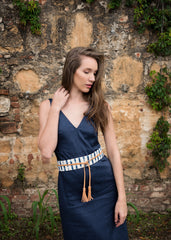 Hand woven Wrap Belt - Ethical Shopping at Mercado Global
