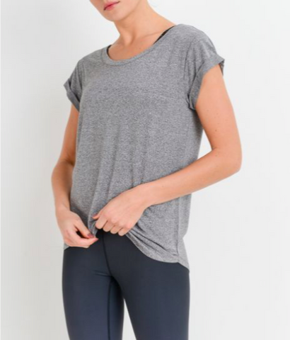 Daisy Essential Tee - Circe Active