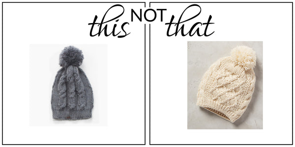 Fair Trade Beanie Alternatives