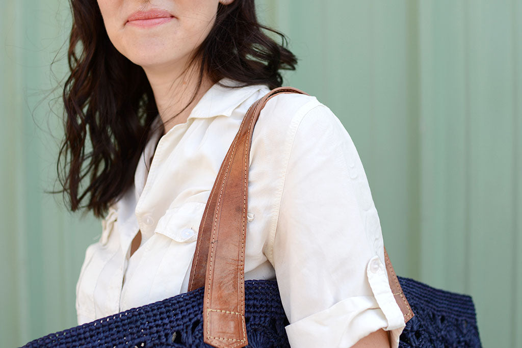 Fourth of July Fair Trade Tote