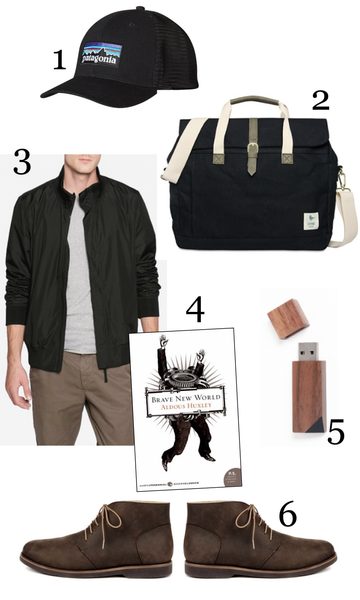 Ethical Men's Gift Guide