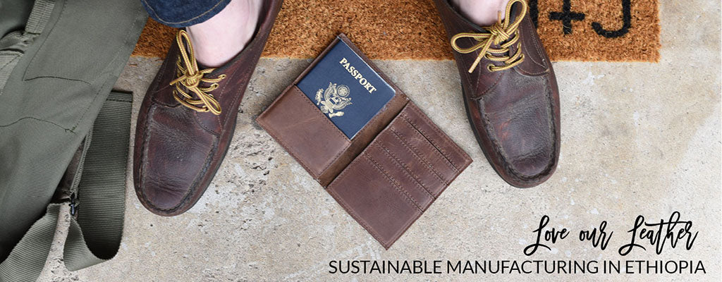 Sustainable Manufactured Leather