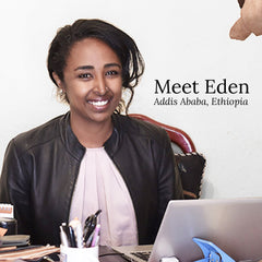 Ethical Fashion Female Leaders in Ethiopia