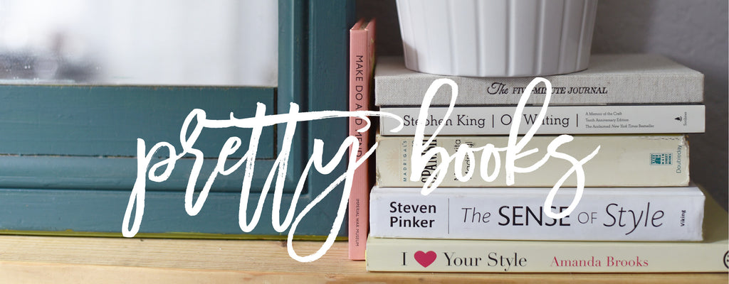 Pretty Books DIY
