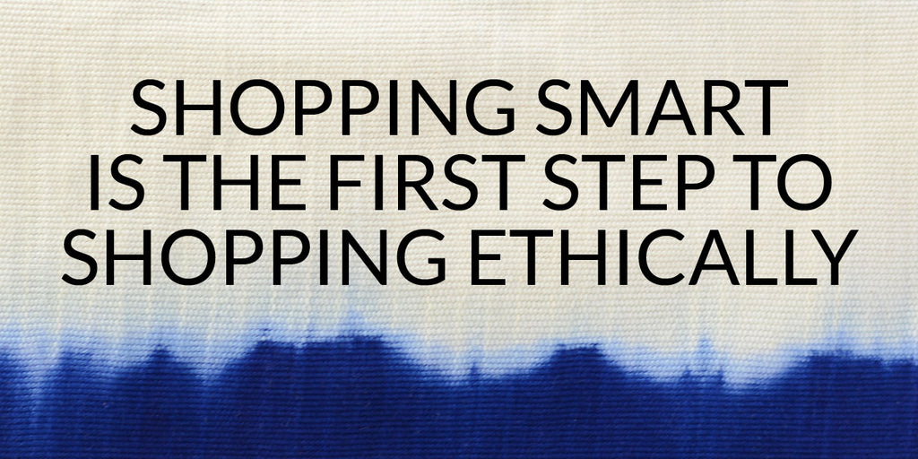 Ethical Shopping Tips