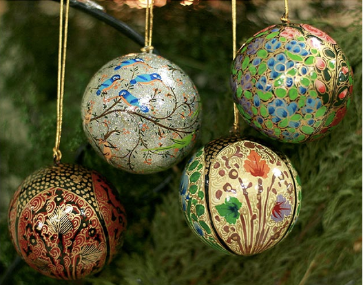 Fair trade christmas ornaments - Buy christmas decorations online india ...