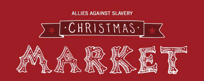 Allies Against Slavery Christmas Market