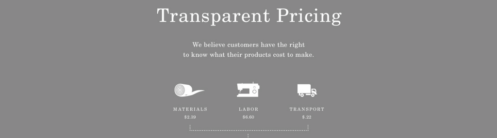Transparent Supply Chains