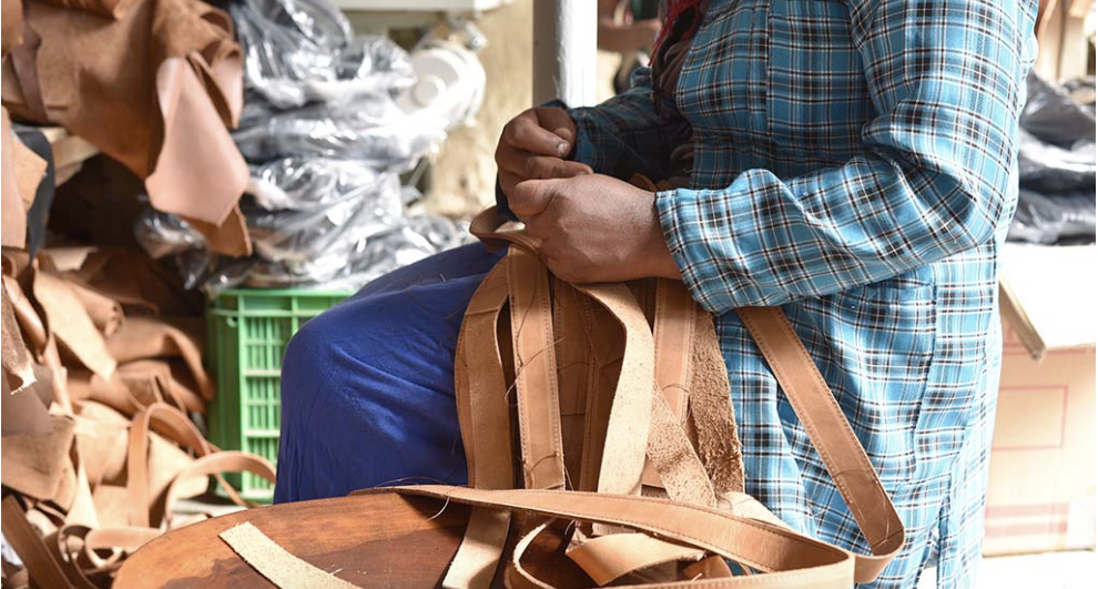 Fair Wage Ethiopian Handbags