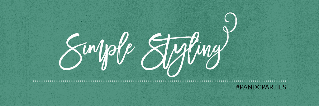 Simple Styling Blog Series