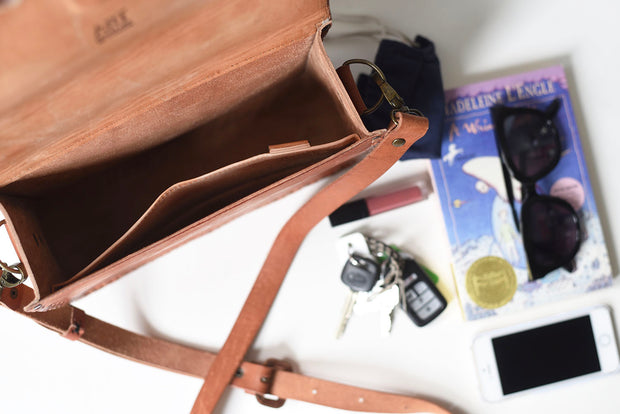 Mexican Leather Crossbody 1
