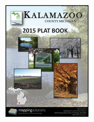 2015 Kalamazoo County Plat Book