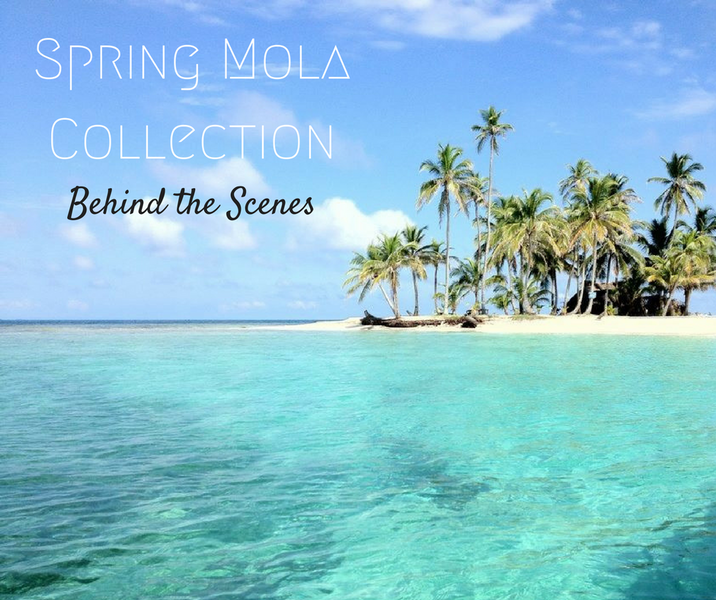 Spring Mola Collection