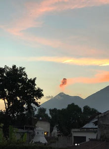 Guatemala Fuego Eruption - Update and Ways to Help