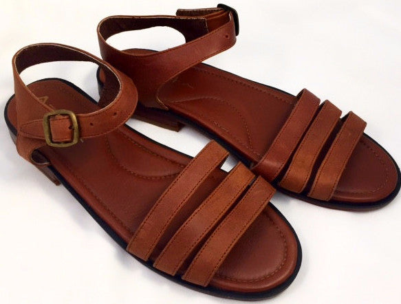 Tri Anything Sandal - Brown