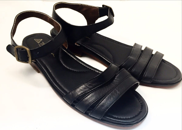 Tri Anything Sandal - Black