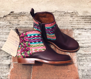 Custom Botine Boot