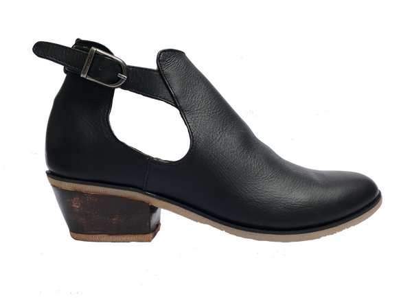 Black Vista Boot