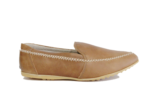 Soft Leather Driving Loafer